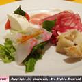 写真: Bコースの前菜