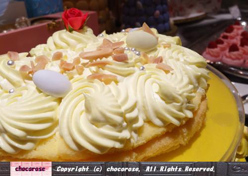 写真: レモンケーキ