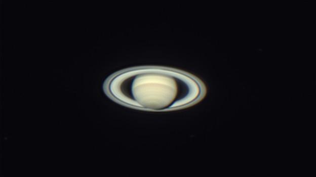 土星 2018年8月27日
