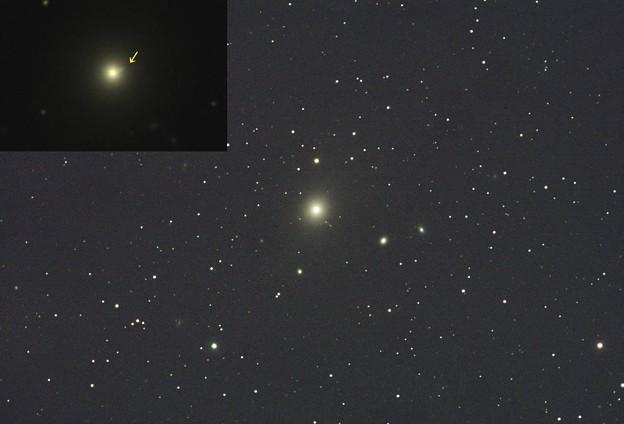 Photos: M87(おとめ座)