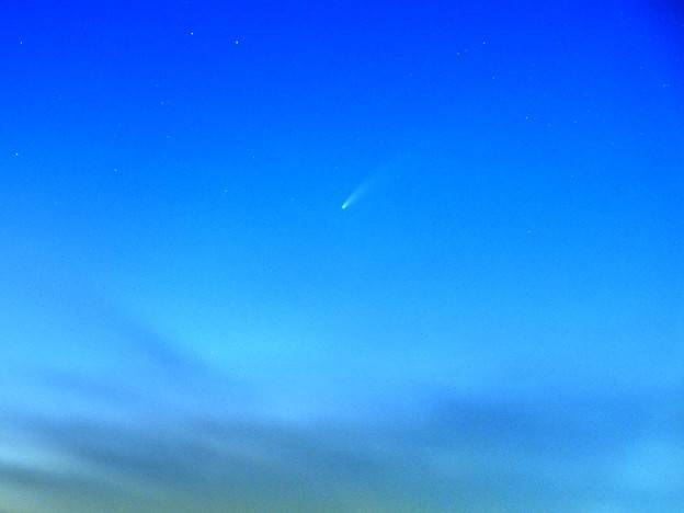 NEOWISE彗星(C/2020F3)