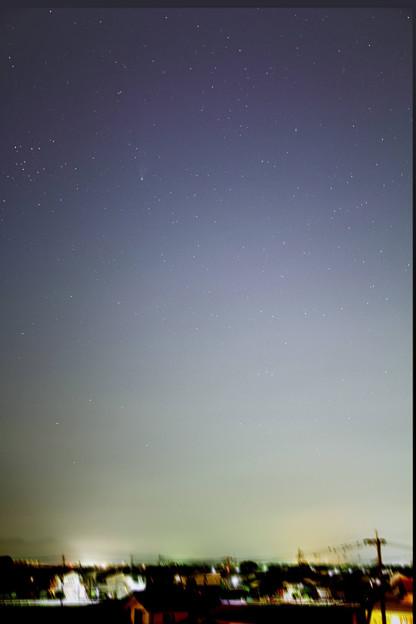 Photos: ネオワイズ彗星 7月29日 広角