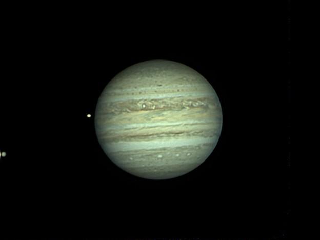 Photos: 木星 8/4