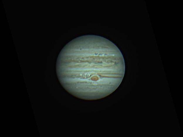 Photos: 木星 8/30