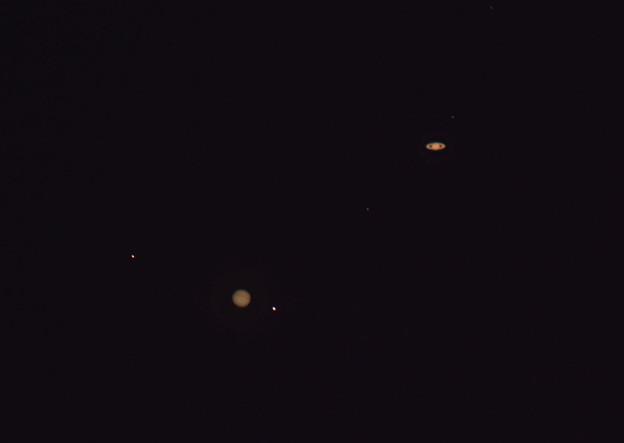 2020.12.22 木星と土星の接近