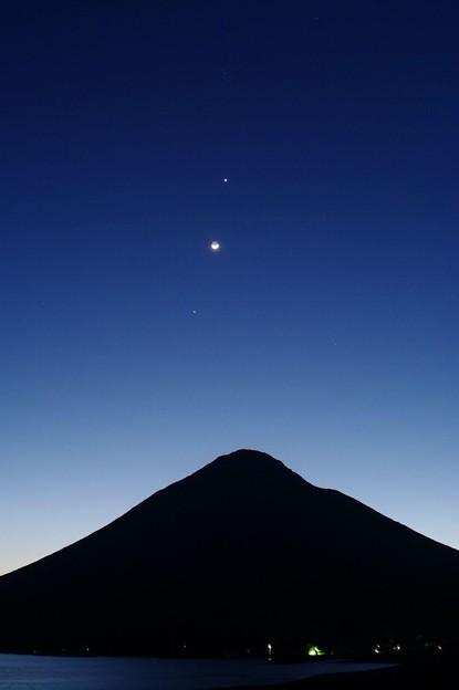 Photos: お月様のピアス2