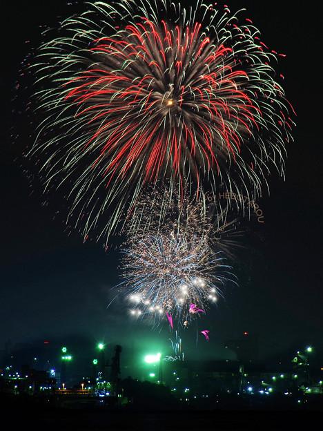 写真: くきのうみ花火の祭典2017_6