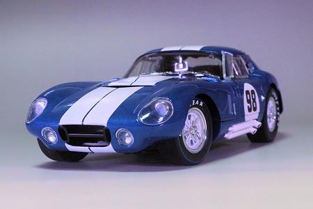 1965 Shelby Cobra Daytonaクーペ 01
