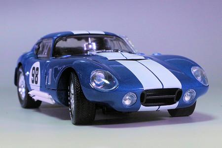 1965 Shelby Cobra Daytonaクーペ 02