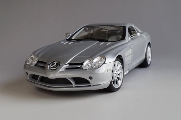 Maisto Benz SLR McLaren_2