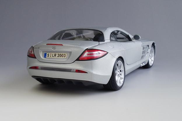 Maisto Benz SLR McLaren_3