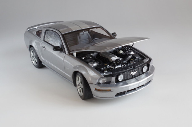 Ford Mustang GT 2005_4