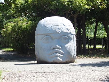 メキシコ巨頭石