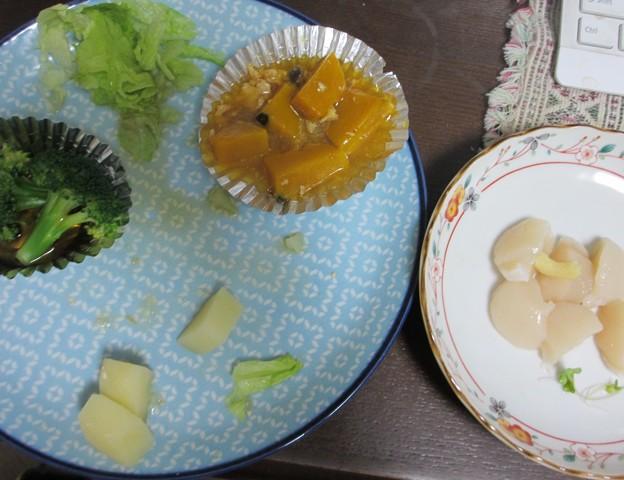 決別@dinner181014