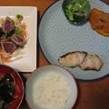 Photos: dinner@201026