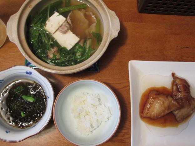 Photos: dinner@201129