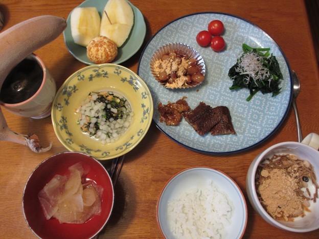 Photos: breakfast@201201