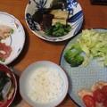Photos: dinner@201201
