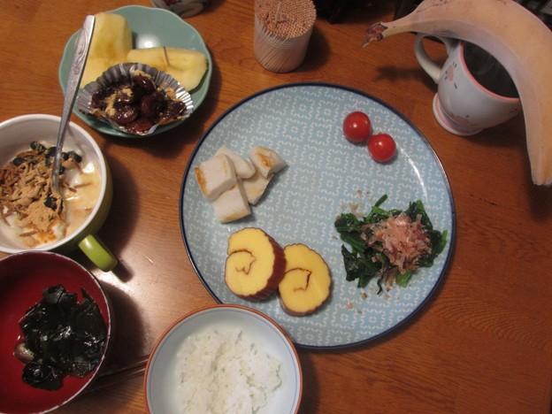 Photos: breakfast@210107