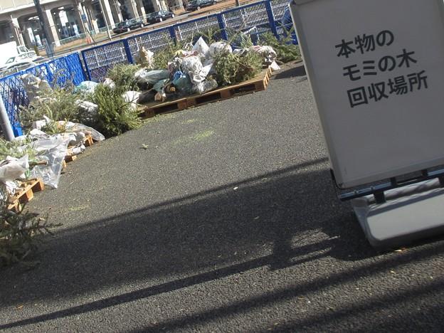 Photos: 回収@もみ210107