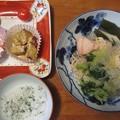 Photos: dinner@210107