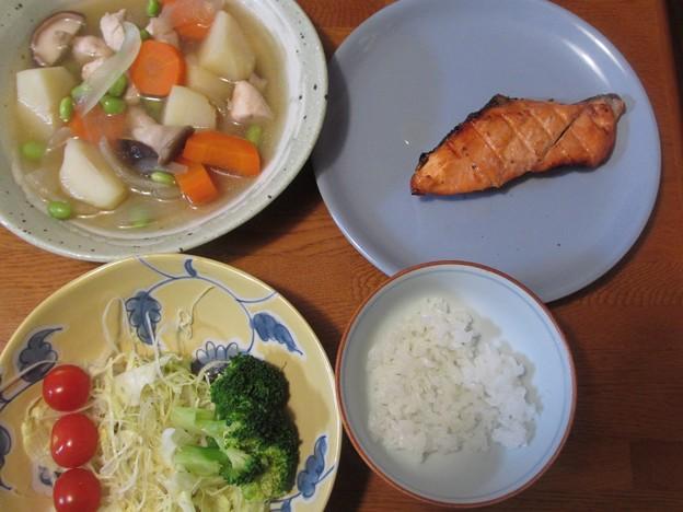 Photos: dinner@210124