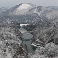 Photos: 奥会津の冬