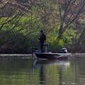 写真: fishing