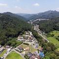 写真: 山の風景