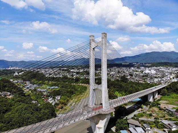 写真: 秩父公園橋