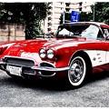 写真: Corvette