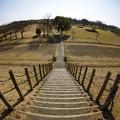 Photos: 外界への階段