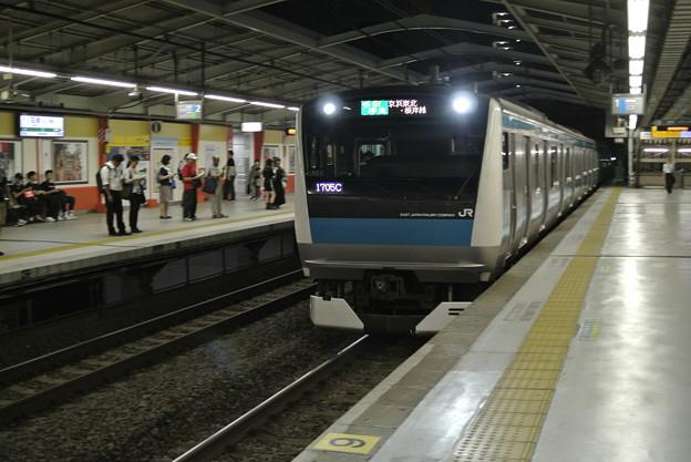 JR根岸線/石川町