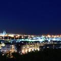 写真: 港の見える丘公園より 2