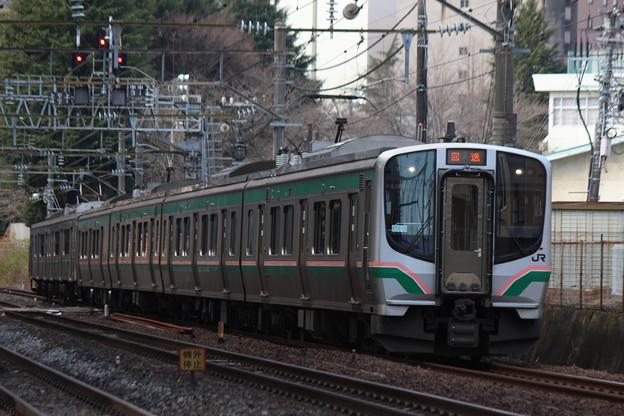 E721系+701系