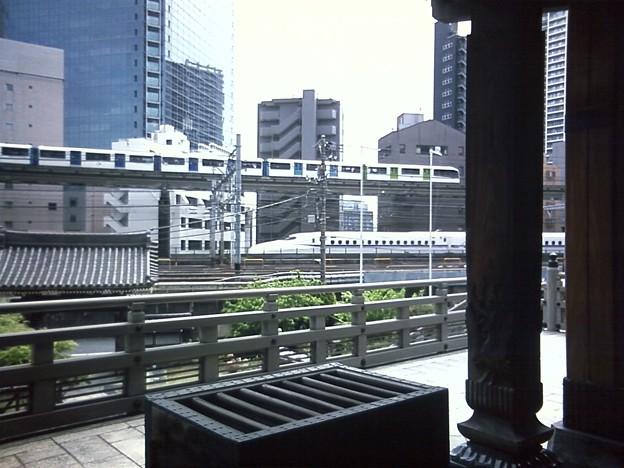 浜松町 芝浦