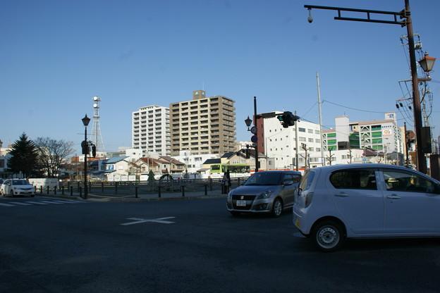バスセンター跡地