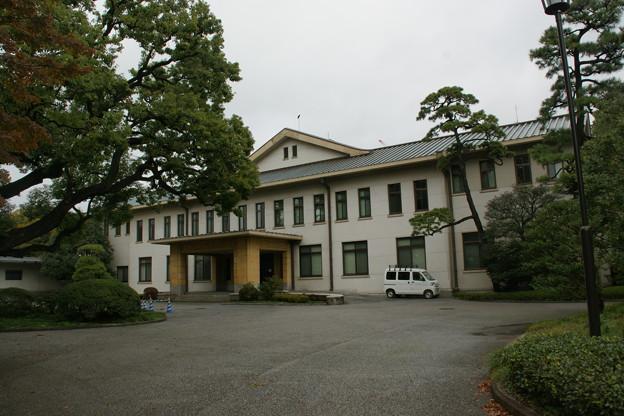 宮内庁楽部庁舎