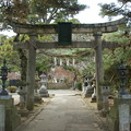 Photos: 日高神社鳥居