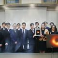 Photos: 奥州宇宙遊学館のブラックホールの撮影スタッフ