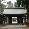 Photos: 駒形神社神門