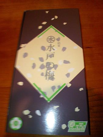 水戸の梅(1)