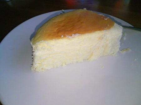 チーズケーキハウスチロル ハート形のチーズケーキ(2)