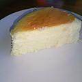 写真: チーズケーキハウスチロル ハート形のチーズケーキ?