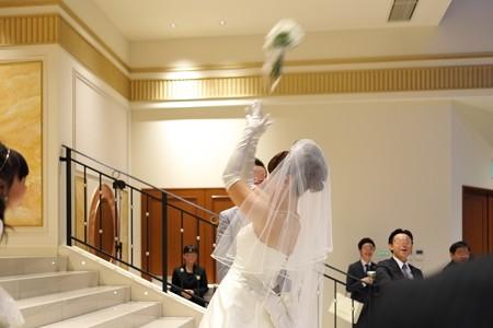 2014.04.19 アニヴェルセル みなとみらい横浜 bouquet toss