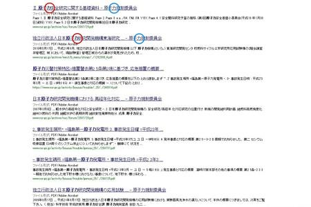 2014.06.08 原子力規制委員会HP 「か」表記 組織名のカと力使い分け