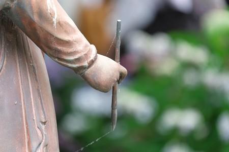 2014.06.17 鎌倉 長谷寺 広目天