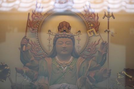 2014.06.17 鎌倉 長谷寺 弁天堂 千手観音