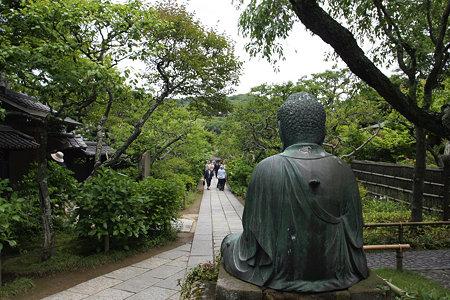 2009.05.25 北鎌倉 東慶寺 金仏