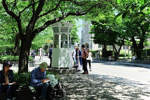 2017.05.05 山手 電話ボックス